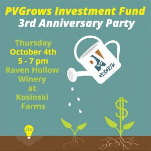 PVGrows Investment Fund 3rd Anniversary Party – PVGrows